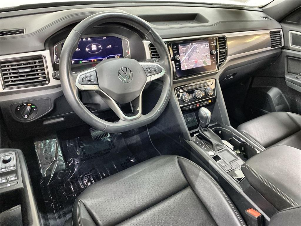 Used 2020 Volkswagen Atlas Cross Sport 3.6L V6 SEL for sale $43,998 at Gravity Autos Marietta in Marietta GA 30060 40