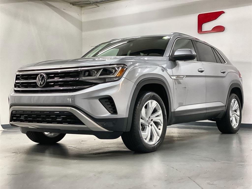 Used 2020 Volkswagen Atlas Cross Sport 3.6L V6 SEL for sale $43,998 at Gravity Autos Marietta in Marietta GA 30060 5