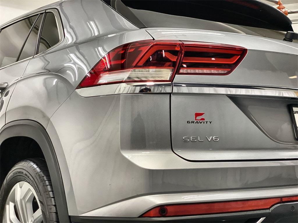 Used 2020 Volkswagen Atlas Cross Sport 3.6L V6 SEL for sale $43,998 at Gravity Autos Marietta in Marietta GA 30060 9