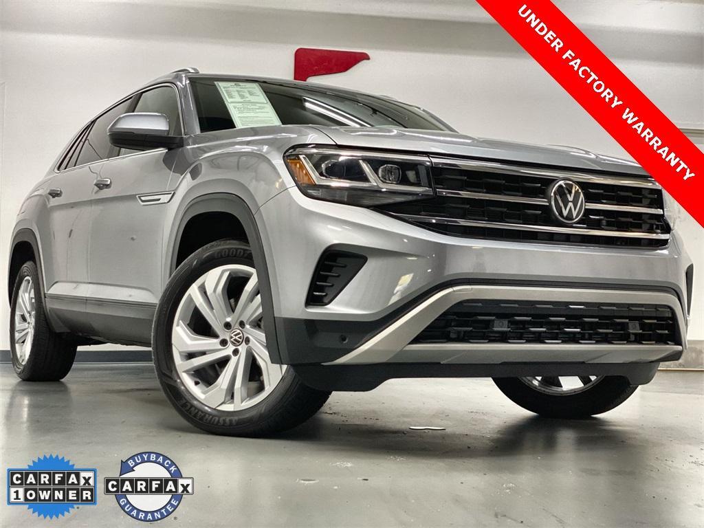 Used 2020 Volkswagen Atlas Cross Sport 3.6L V6 SEL for sale $43,998 at Gravity Autos Marietta in Marietta GA 30060 1
