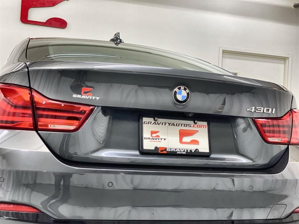 Used 2019 BMW 4 Series 430i Gran Coupe for sale $33,998 at Gravity Autos Marietta in Marietta GA 30060 10