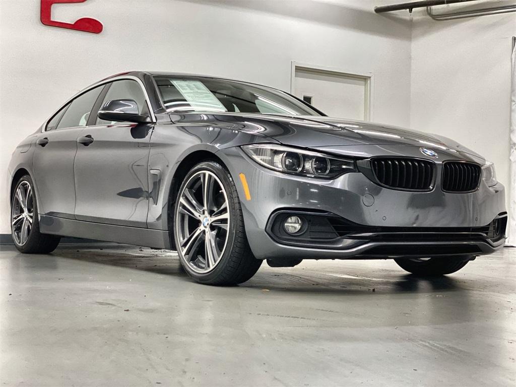 Used 2019 BMW 4 Series 430i Gran Coupe for sale $33,998 at Gravity Autos Marietta in Marietta GA 30060 2