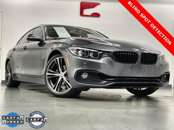 Used 2019 BMW 4 Series 430i Gran Coupe for sale $33,998 at Gravity Autos Marietta in Marietta GA
