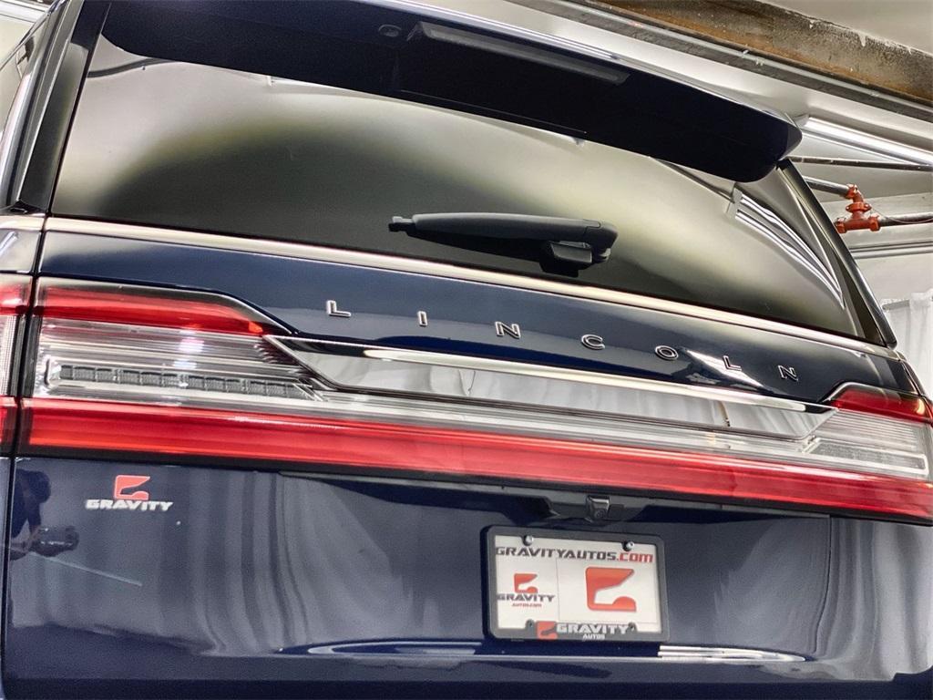 Used 2019 Lincoln Navigator Black Label for sale $81,998 at Gravity Autos Marietta in Marietta GA 30060 10