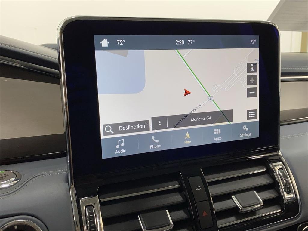 Used 2019 Lincoln Navigator Black Label for sale $81,998 at Gravity Autos Marietta in Marietta GA 30060 31