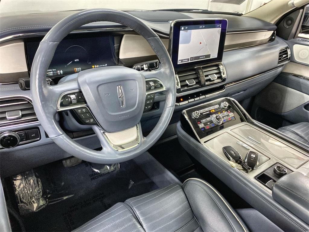 Used 2019 Lincoln Navigator Black Label for sale $81,998 at Gravity Autos Marietta in Marietta GA 30060 42