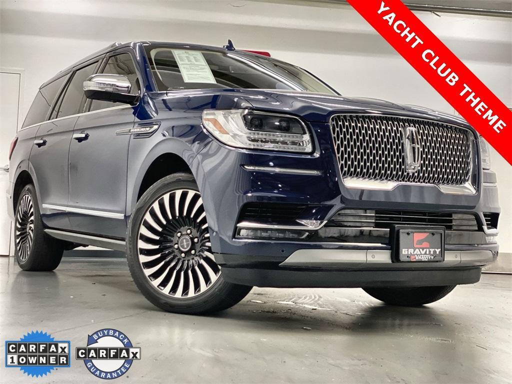 Used 2019 Lincoln Navigator Black Label for sale $81,998 at Gravity Autos Marietta in Marietta GA 30060 1