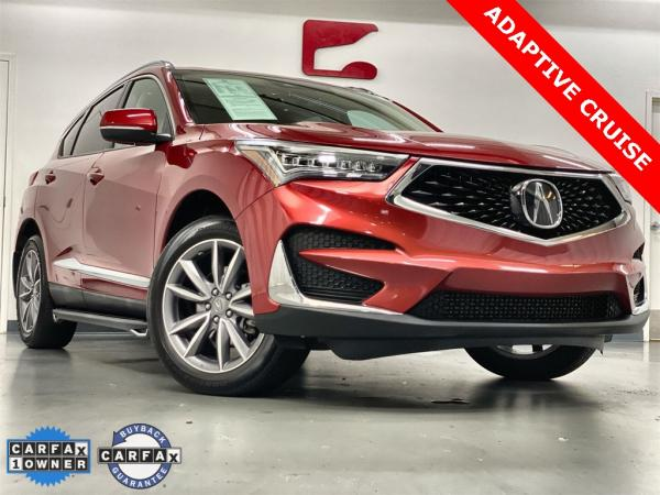 Used 2019 Acura RDX Technology Package for sale $36,998 at Gravity Autos Marietta in Marietta GA