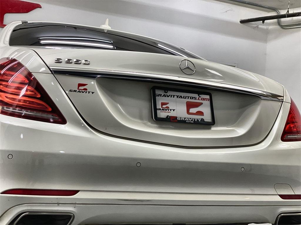 Used 2016 Mercedes-Benz S-Class S 550 for sale $51,692 at Gravity Autos Marietta in Marietta GA 30060 10
