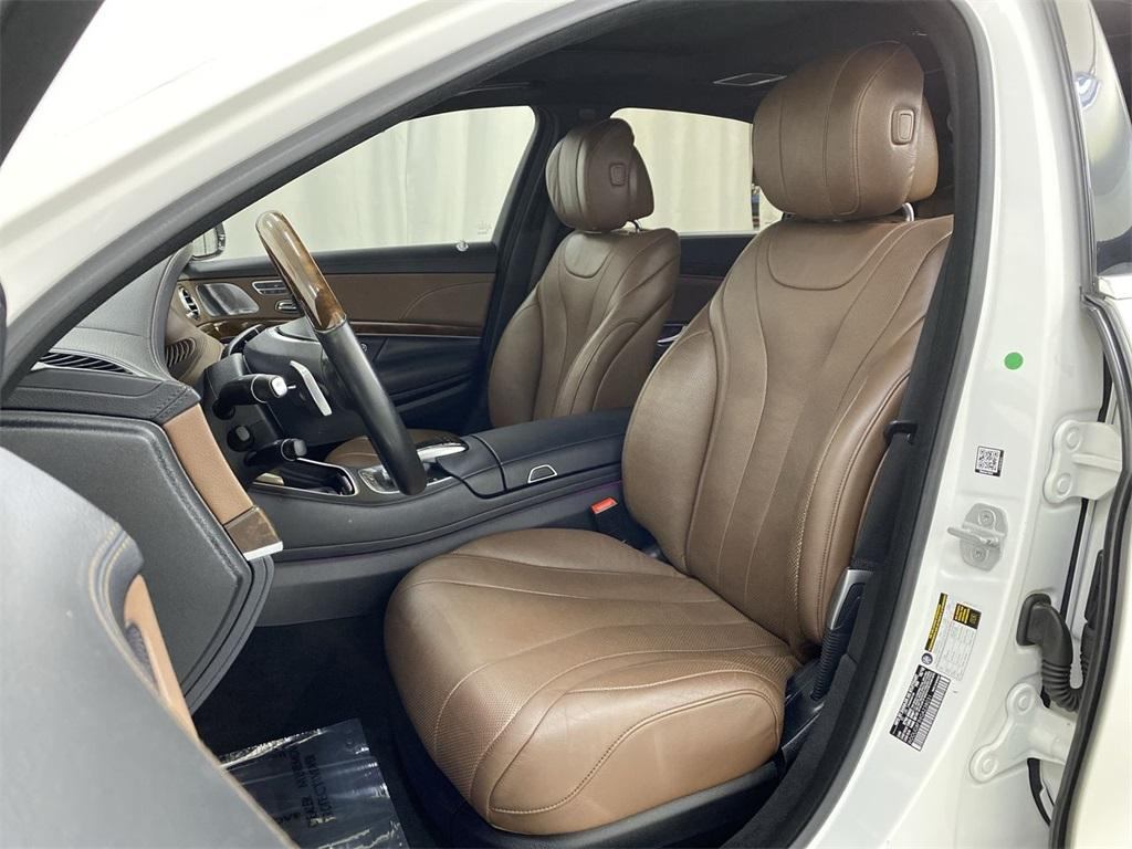 Used 2016 Mercedes-Benz S-Class S 550 for sale $51,692 at Gravity Autos Marietta in Marietta GA 30060 15