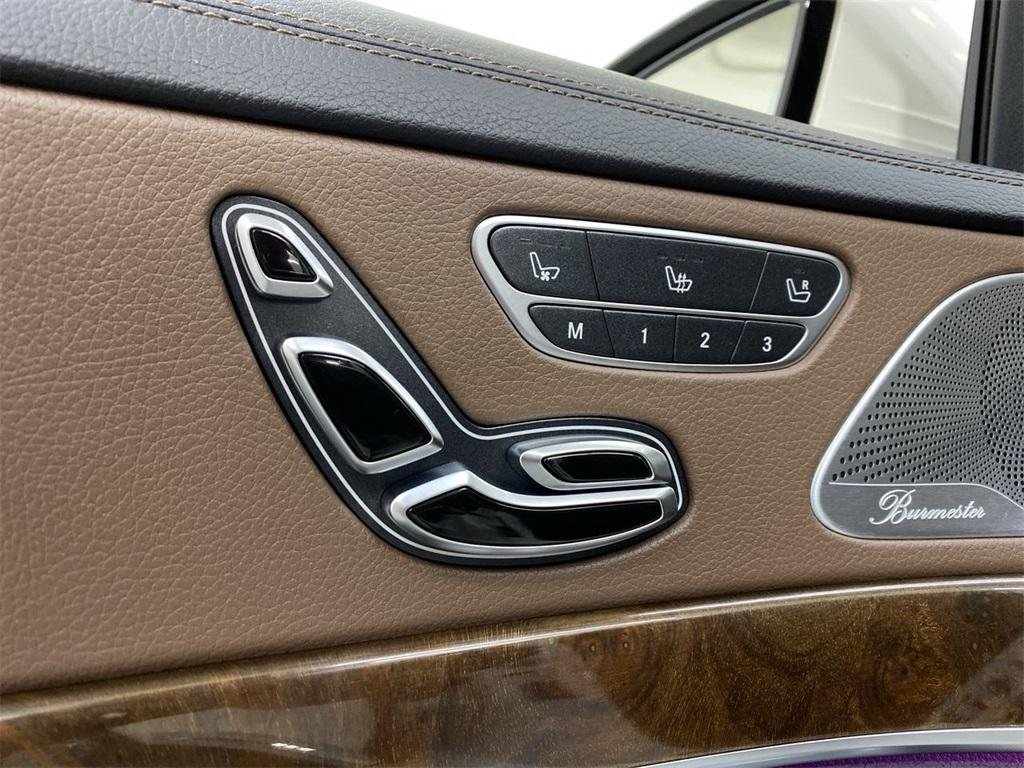 Used 2016 Mercedes-Benz S-Class S 550 for sale $51,692 at Gravity Autos Marietta in Marietta GA 30060 16