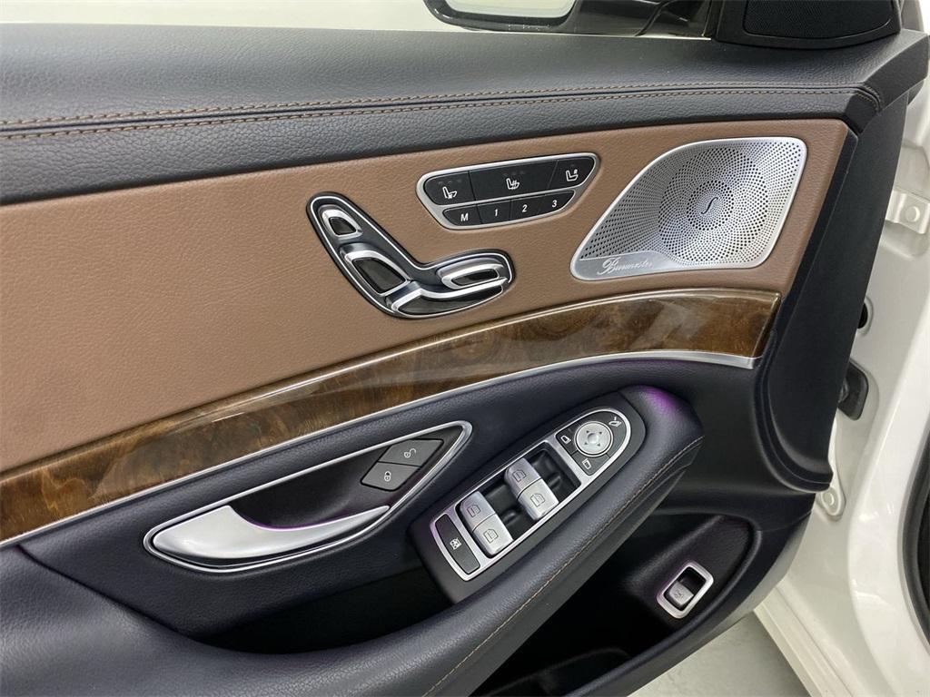 Used 2016 Mercedes-Benz S-Class S 550 for sale $51,692 at Gravity Autos Marietta in Marietta GA 30060 19