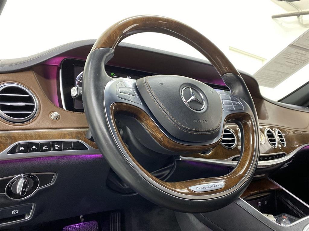 Used 2016 Mercedes-Benz S-Class S 550 for sale $51,692 at Gravity Autos Marietta in Marietta GA 30060 22