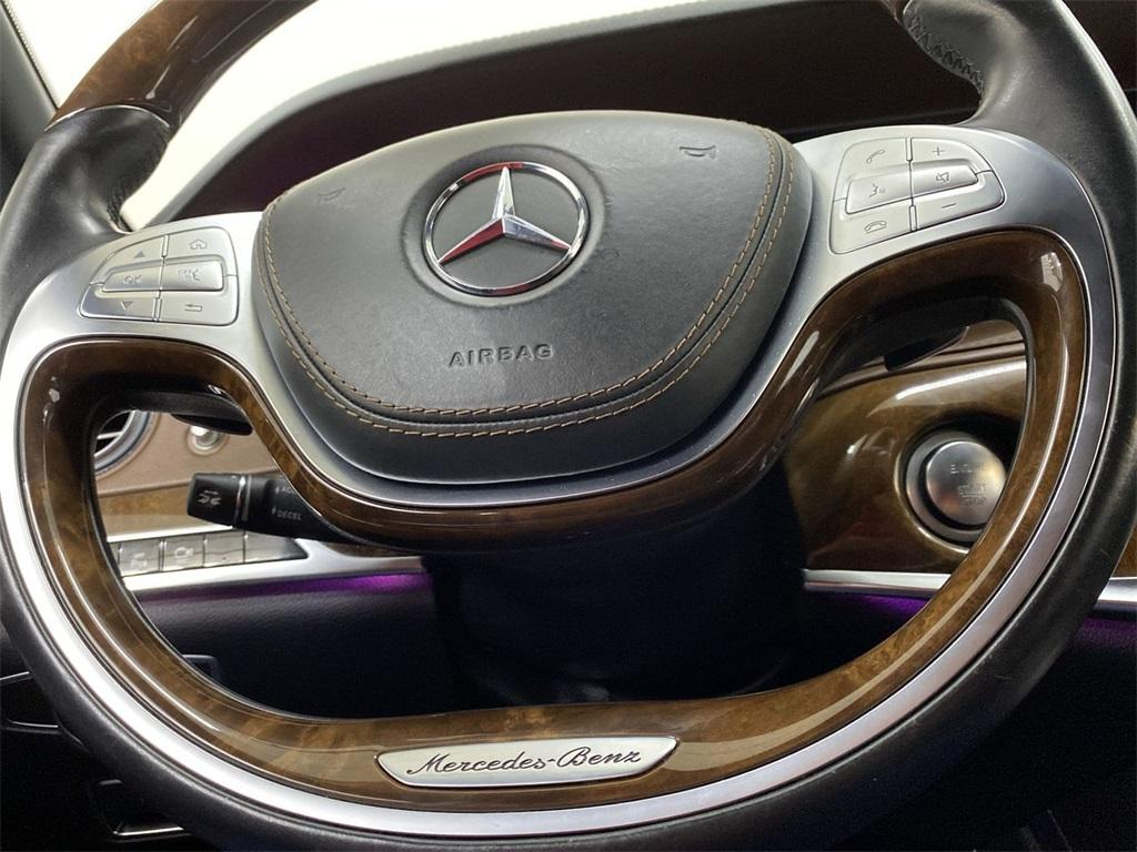 Used 2016 Mercedes-Benz S-Class S 550 for sale $51,692 at Gravity Autos Marietta in Marietta GA 30060 25