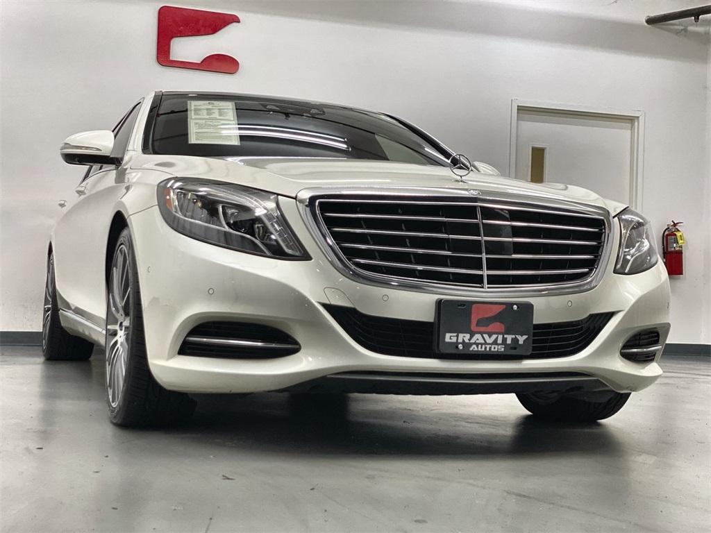 Used 2016 Mercedes-Benz S-Class S 550 for sale $51,692 at Gravity Autos Marietta in Marietta GA 30060 3