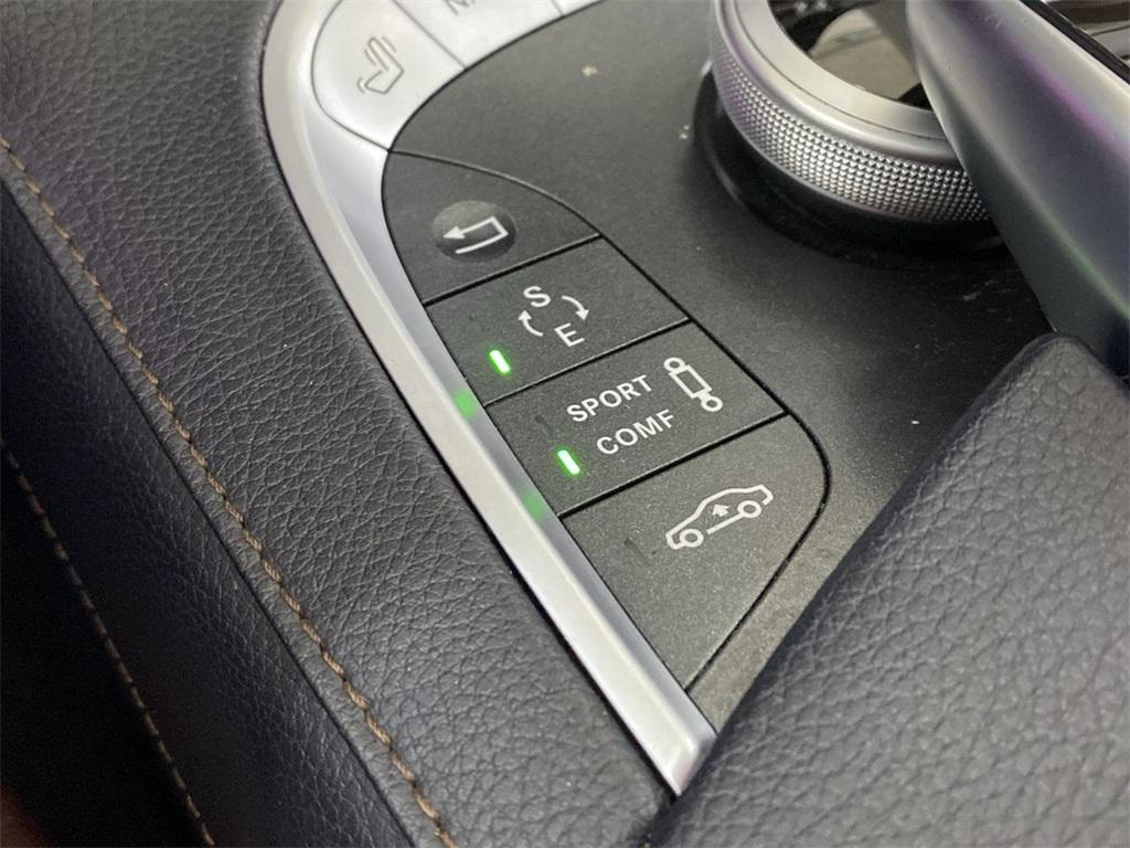 Used 2016 Mercedes-Benz S-Class S 550 for sale $51,692 at Gravity Autos Marietta in Marietta GA 30060 38