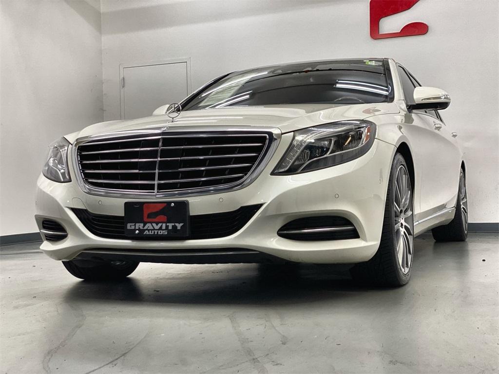 Used 2016 Mercedes-Benz S-Class S 550 for sale $51,692 at Gravity Autos Marietta in Marietta GA 30060 4