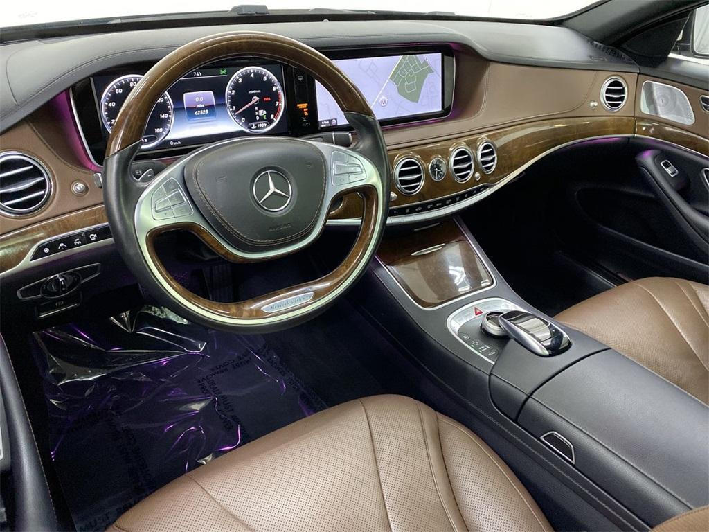 Used 2016 Mercedes-Benz S-Class S 550 for sale $51,692 at Gravity Autos Marietta in Marietta GA 30060 41