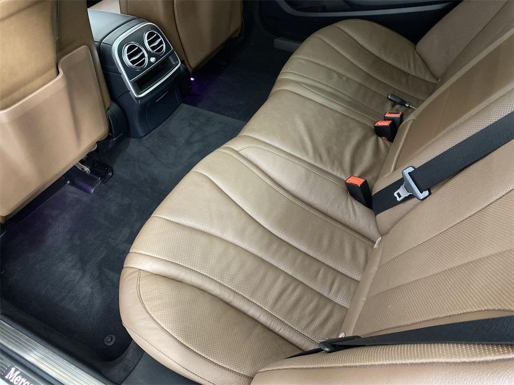 Used 2016 Mercedes-Benz S-Class S 550 for sale $51,692 at Gravity Autos Marietta in Marietta GA 30060 44