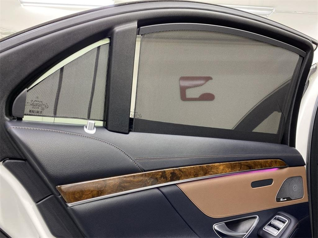 Used 2016 Mercedes-Benz S-Class S 550 for sale $51,692 at Gravity Autos Marietta in Marietta GA 30060 48