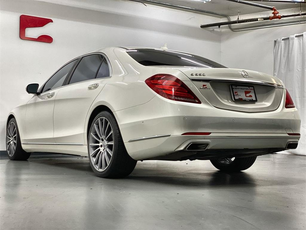 Used 2016 Mercedes-Benz S-Class S 550 for sale $51,692 at Gravity Autos Marietta in Marietta GA 30060 6