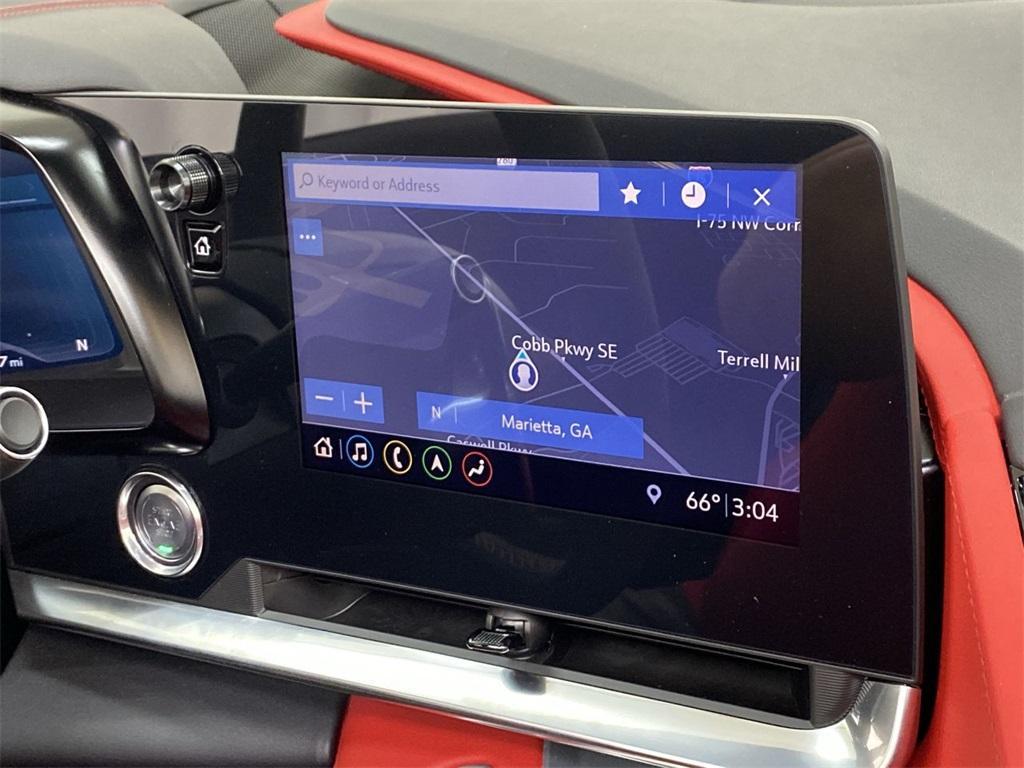 Used 2020 Chevrolet Corvette Stingray for sale $104,998 at Gravity Autos Marietta in Marietta GA 30060 31