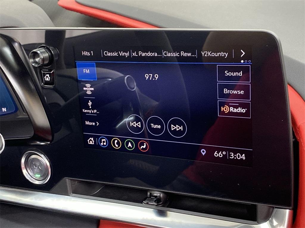 Used 2020 Chevrolet Corvette Stingray for sale $104,998 at Gravity Autos Marietta in Marietta GA 30060 34