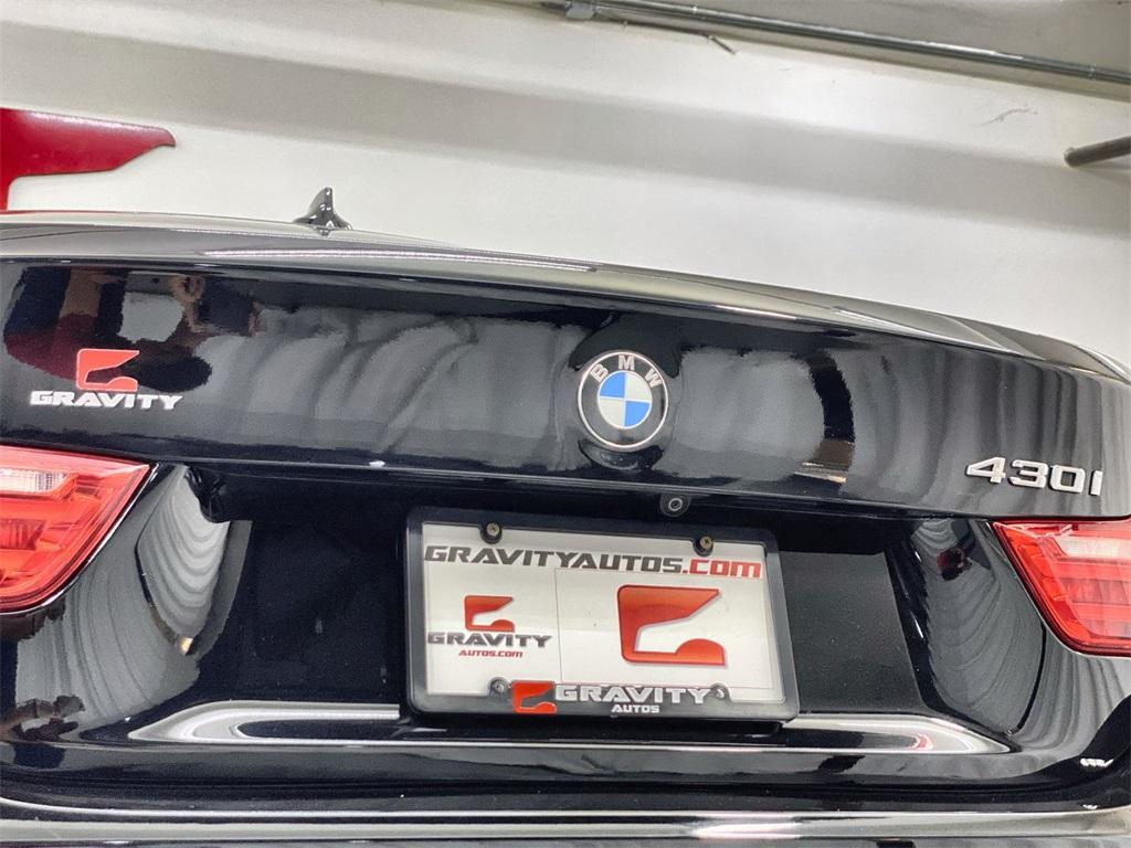 Used 2017 BMW 4 Series 430i Gran Coupe for sale $28,998 at Gravity Autos Marietta in Marietta GA 30060 4