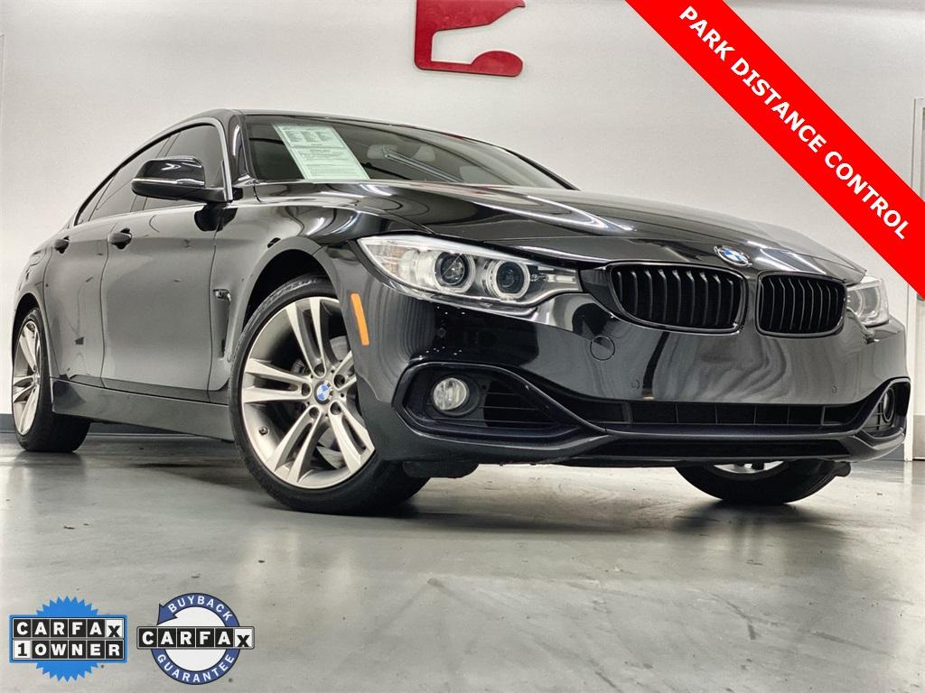 Used 2017 BMW 4 Series 430i Gran Coupe for sale $28,998 at Gravity Autos Marietta in Marietta GA 30060 1