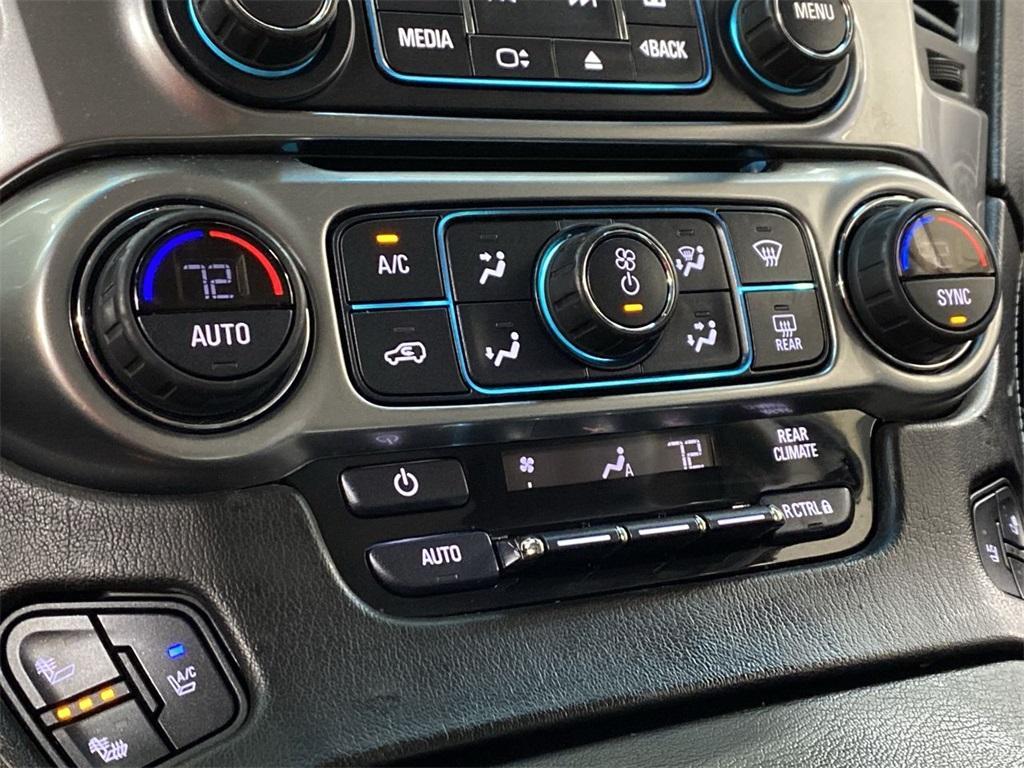 Used 2016 Chevrolet Suburban LTZ for sale $43,998 at Gravity Autos Marietta in Marietta GA 30060 34