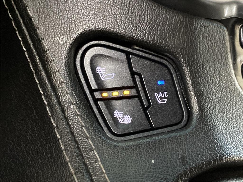 Used 2016 Chevrolet Suburban LTZ for sale $43,998 at Gravity Autos Marietta in Marietta GA 30060 35