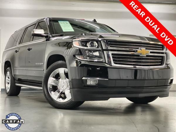 Used 2016 Chevrolet Suburban LTZ for sale $43,998 at Gravity Autos Marietta in Marietta GA