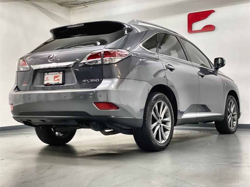 Used 2015 Lexus RX 350 for sale $29,611 at Gravity Autos Marietta in Marietta GA 30060 7