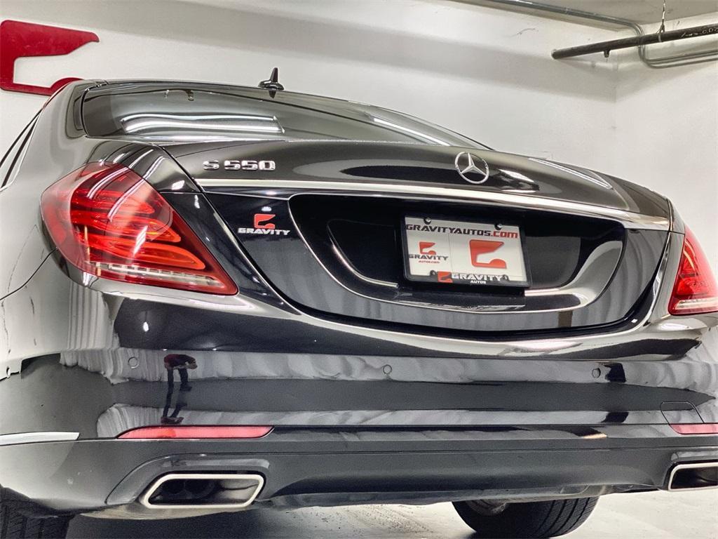 Used 2014 Mercedes-Benz S-Class S 550 for sale $43,444 at Gravity Autos Marietta in Marietta GA 30060 10