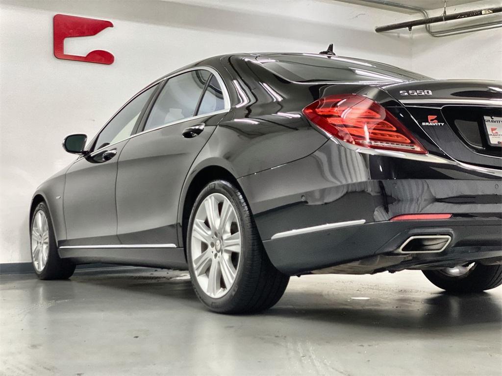 Used 2014 Mercedes-Benz S-Class S 550 for sale $43,444 at Gravity Autos Marietta in Marietta GA 30060 11