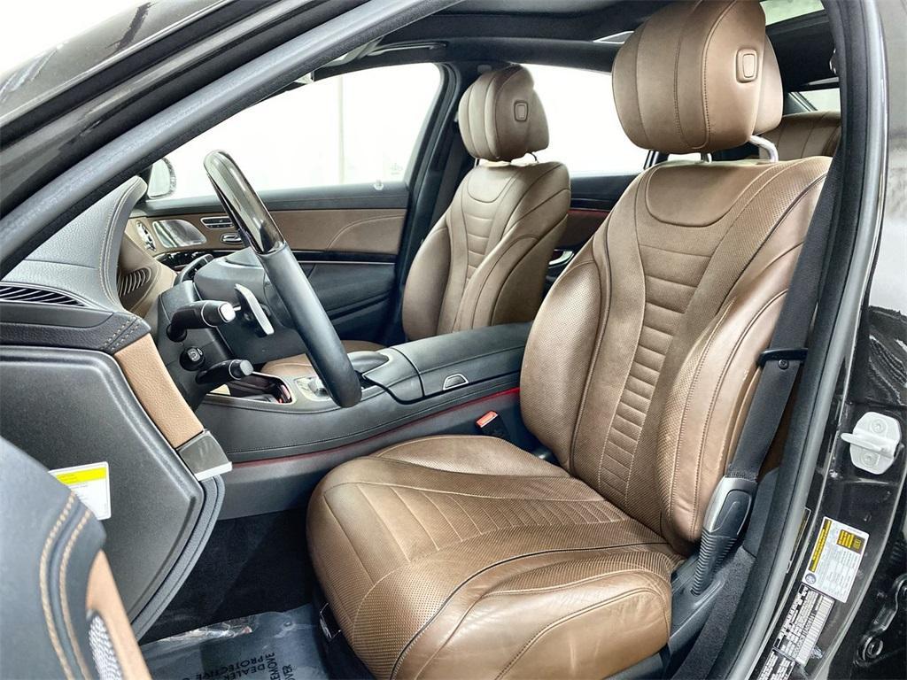 Used 2014 Mercedes-Benz S-Class S 550 for sale $43,444 at Gravity Autos Marietta in Marietta GA 30060 15