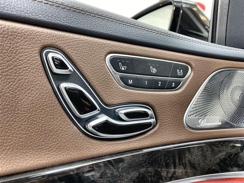 Used 2014 Mercedes-Benz S-Class S 550 for sale $43,444 at Gravity Autos Marietta in Marietta GA 30060 16