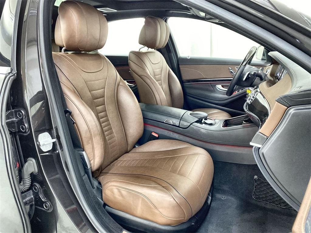 Used 2014 Mercedes-Benz S-Class S 550 for sale $43,444 at Gravity Autos Marietta in Marietta GA 30060 17