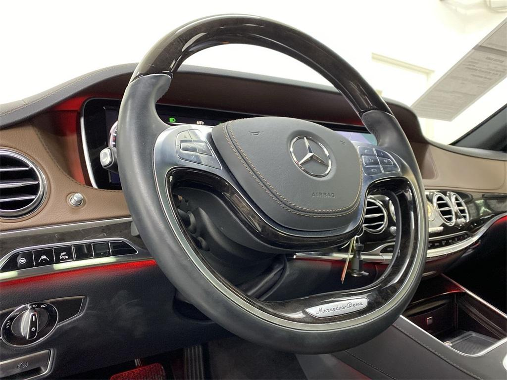 Used 2014 Mercedes-Benz S-Class S 550 for sale $43,444 at Gravity Autos Marietta in Marietta GA 30060 22