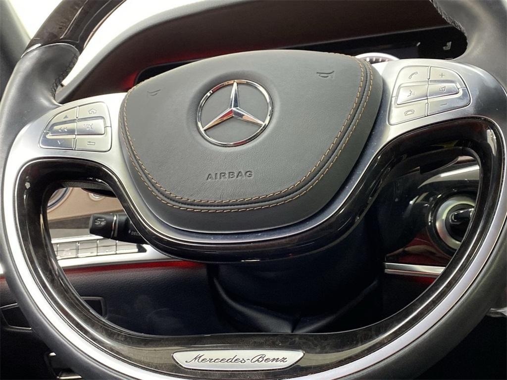 Used 2014 Mercedes-Benz S-Class S 550 for sale $43,444 at Gravity Autos Marietta in Marietta GA 30060 25