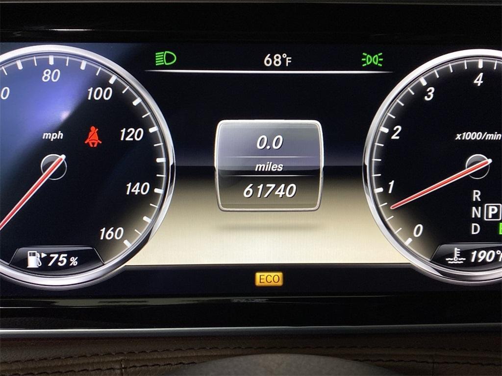 Used 2014 Mercedes-Benz S-Class S 550 for sale $43,444 at Gravity Autos Marietta in Marietta GA 30060 26