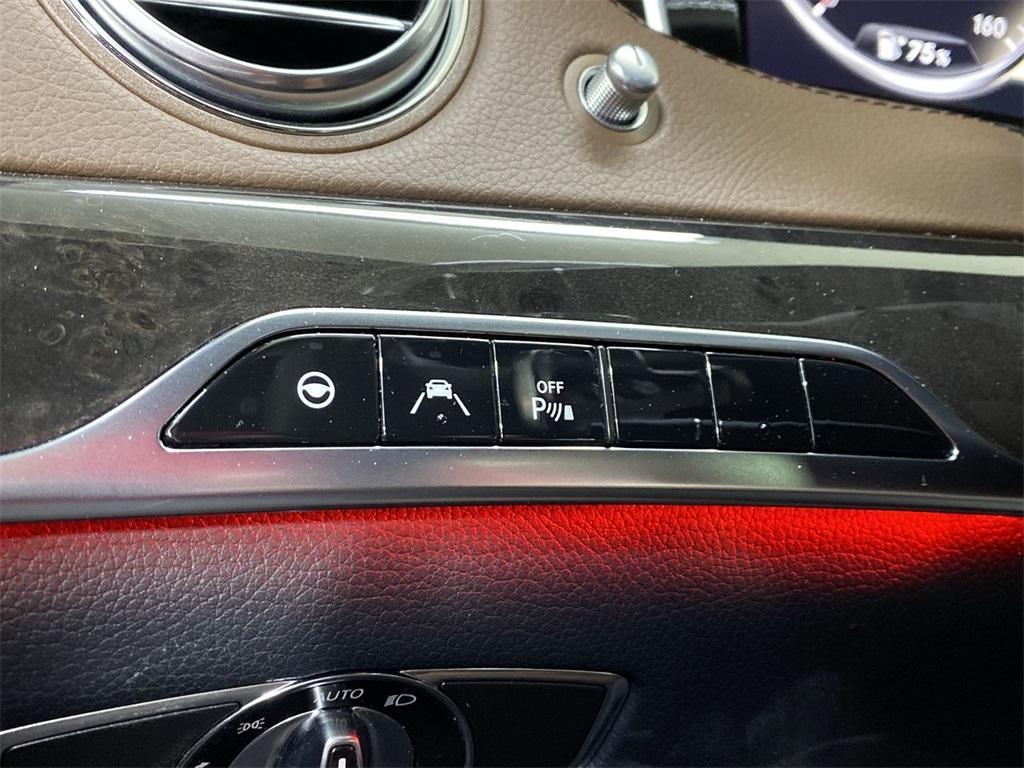 Used 2014 Mercedes-Benz S-Class S 550 for sale $43,444 at Gravity Autos Marietta in Marietta GA 30060 29