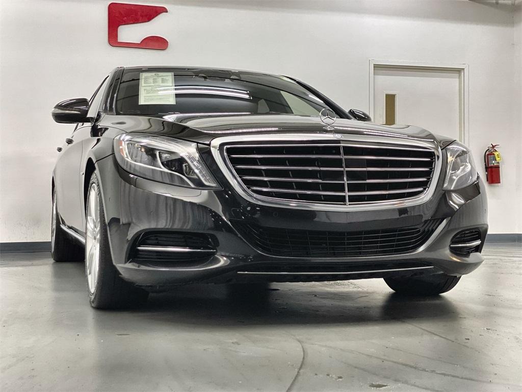 Used 2014 Mercedes-Benz S-Class S 550 for sale $43,444 at Gravity Autos Marietta in Marietta GA 30060 3