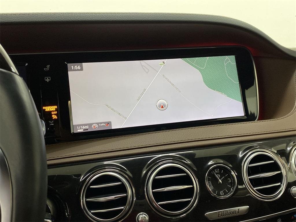 Used 2014 Mercedes-Benz S-Class S 550 for sale $43,444 at Gravity Autos Marietta in Marietta GA 30060 30