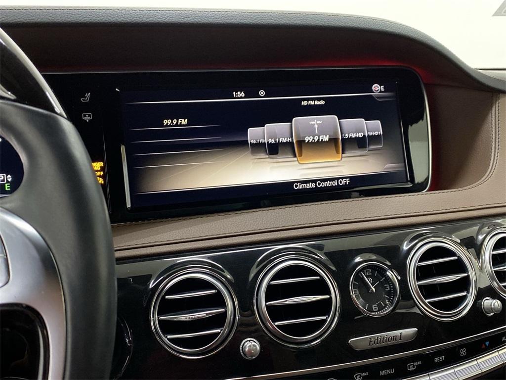 Used 2014 Mercedes-Benz S-Class S 550 for sale $43,444 at Gravity Autos Marietta in Marietta GA 30060 33