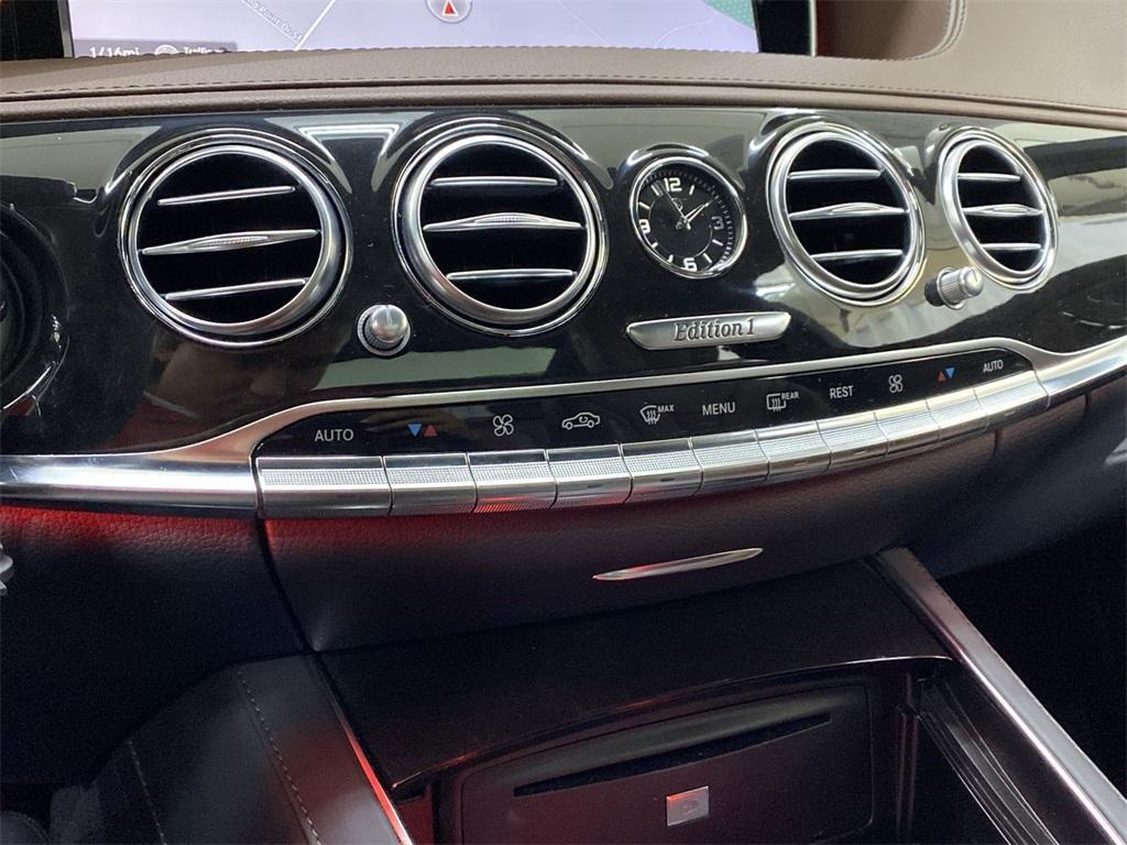 Used 2014 Mercedes-Benz S-Class S 550 for sale $43,444 at Gravity Autos Marietta in Marietta GA 30060 34
