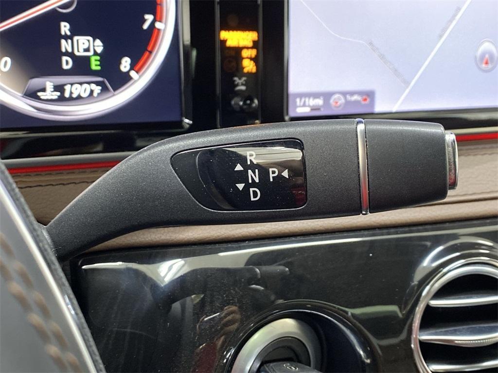 Used 2014 Mercedes-Benz S-Class S 550 for sale $43,444 at Gravity Autos Marietta in Marietta GA 30060 37