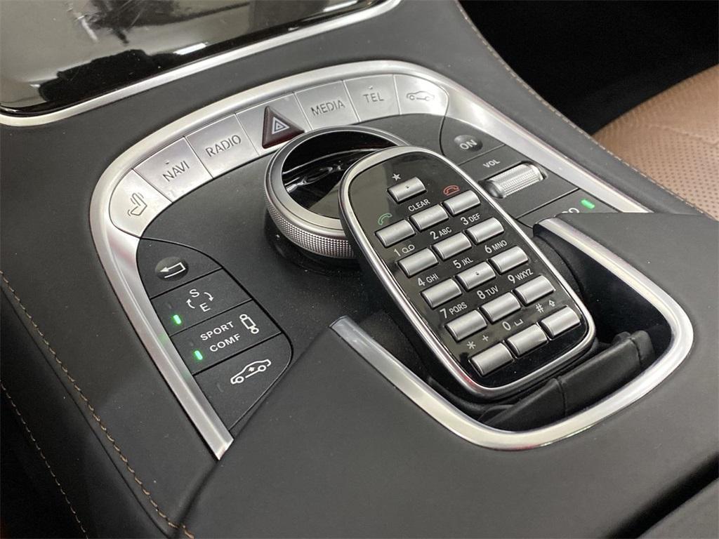 Used 2014 Mercedes-Benz S-Class S 550 for sale $43,444 at Gravity Autos Marietta in Marietta GA 30060 39