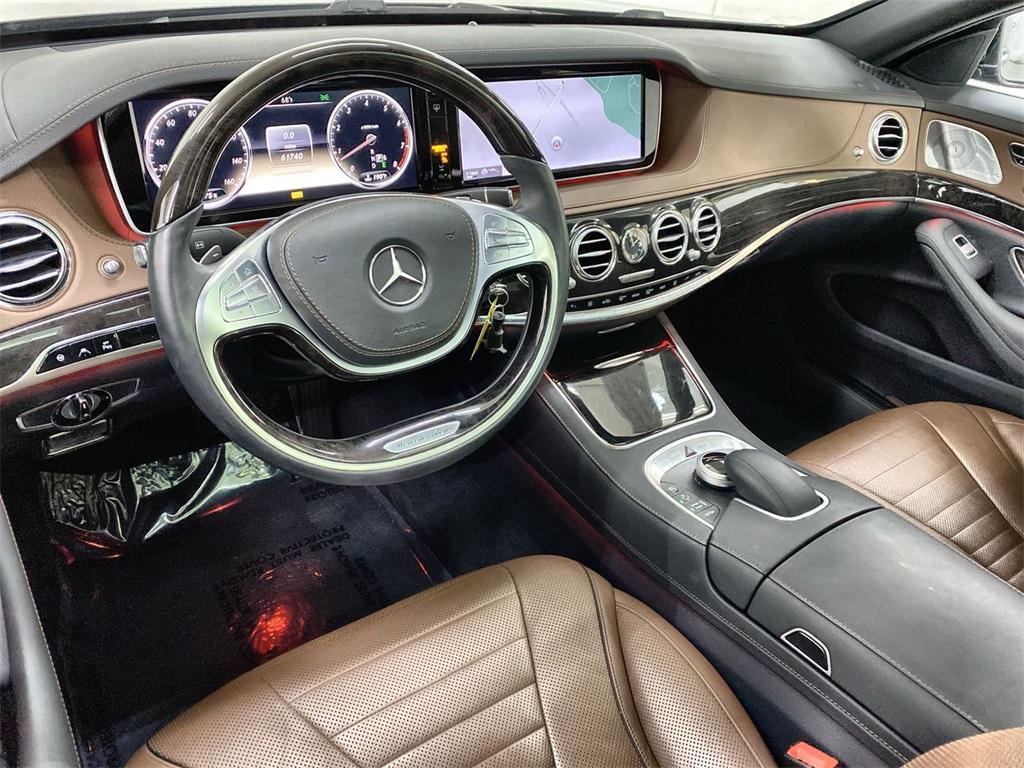 Used 2014 Mercedes-Benz S-Class S 550 for sale $43,444 at Gravity Autos Marietta in Marietta GA 30060 41