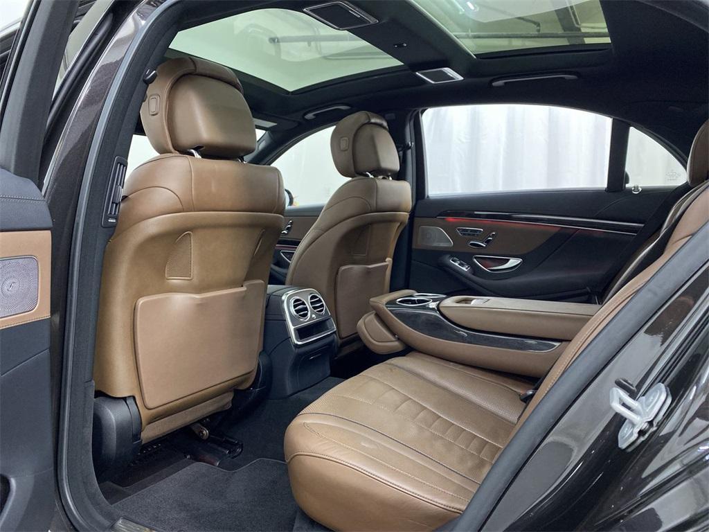 Used 2014 Mercedes-Benz S-Class S 550 for sale $43,444 at Gravity Autos Marietta in Marietta GA 30060 43